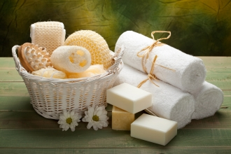 Spa Set © Digieye Dreamstime.com